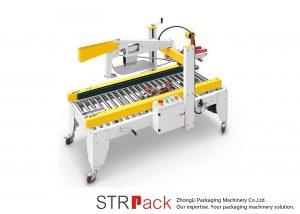 Автоматическая машина для запечатывания картонных коробок