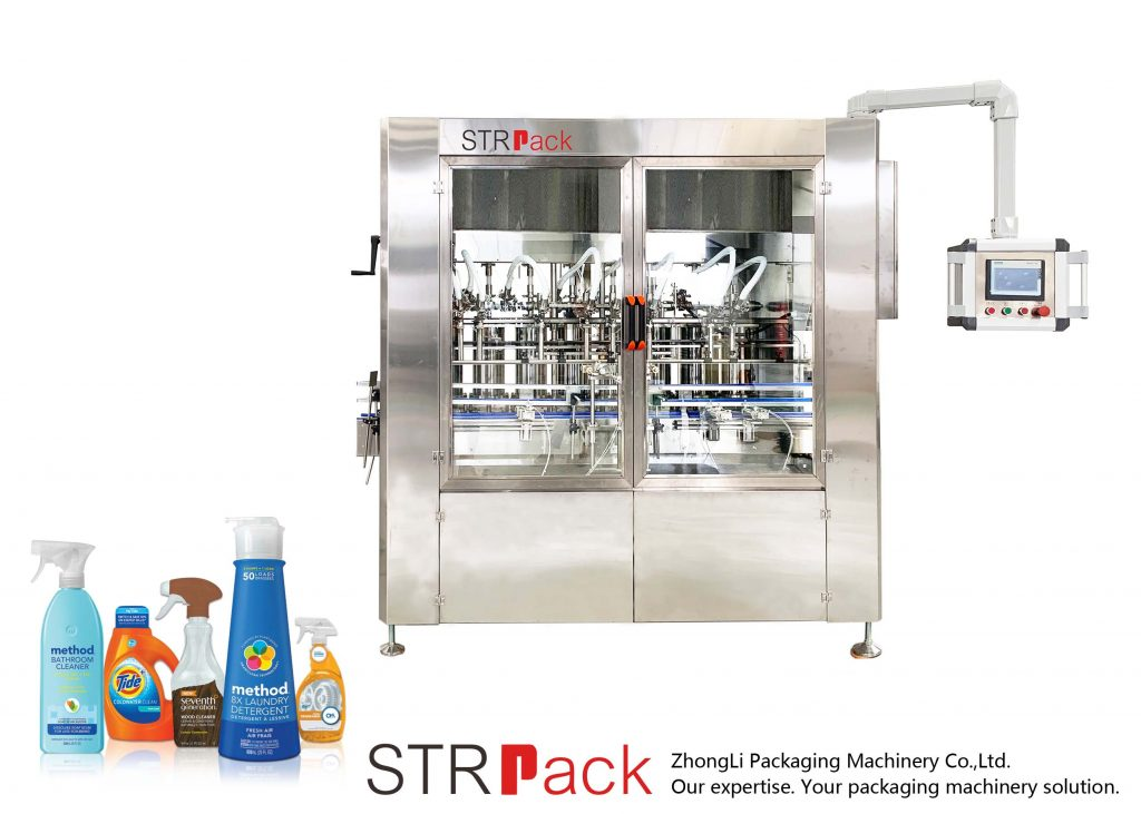 Автоматическая машина для наполнения серво паст
