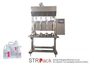 Полуавтоматическая машина для наполнения жидкостью Time Gravity